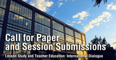 Call for Paper and Session Submissions
