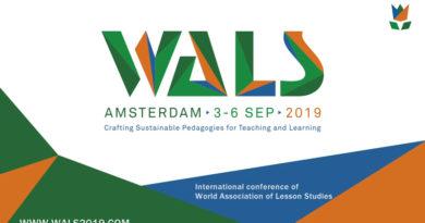 WALS 2019 Amsterdam