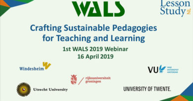 Crafting Sustainable Pedagogies for Teaching and Learning