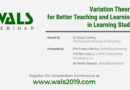 Variation Theory for Better Teaching and Learning in Learning Study
