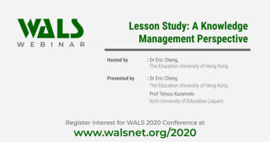 Lesson Study: A Knowledge Management Perspective