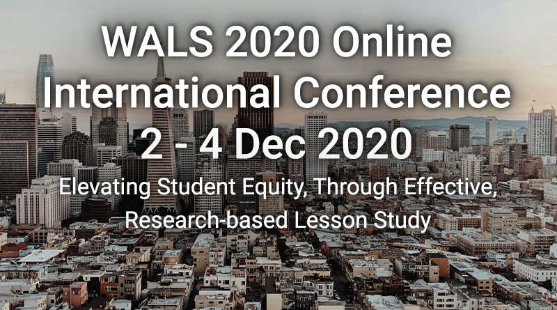 WALS 2020 International Conference